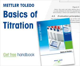 Mettler Toledo:Basics of Titration