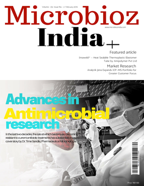 Advances in antimicrobial research