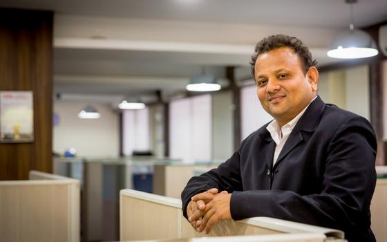 An Interview with Mr Alpesh Gandhi Amipolymer Pvt Ltd