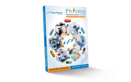 Cole Parmer launches its biggest Pharma Resource Book Dedicated to Pharma and Biopharma customers needs from research to production