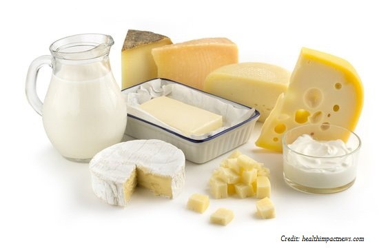 Effects Of Probiotics Are Best Promoted By Dairy Products