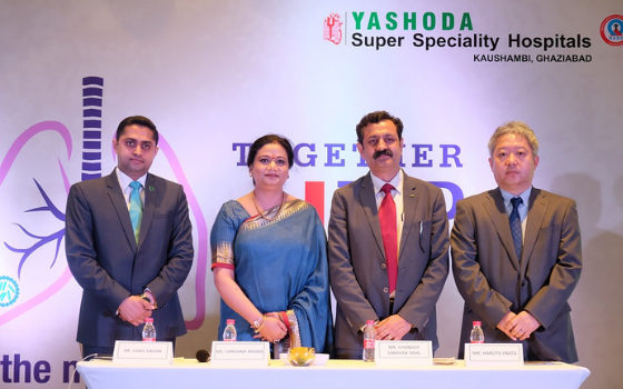 Fujifilm India joins hands with Yashoda Super Speciality Hospital to eradicate TB together