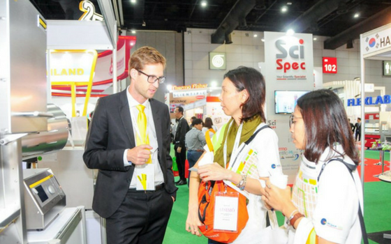 LAB Technology week attracts over 9 165 trade visitors!