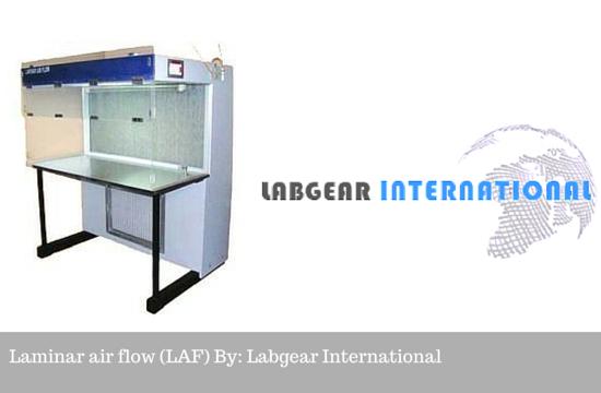 Labgear International Introduces User Friendly Laminar Air Flow LAF
