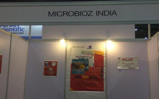 Microbioz India exhibits at Asia leading Laboratory Exhibition Thailand Lab
