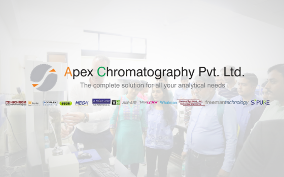 Pharmaceutical Powder Handling and Characterization workshop was organized by Apex Chromatography Pvt Ltd and IIT Gandhinagar India