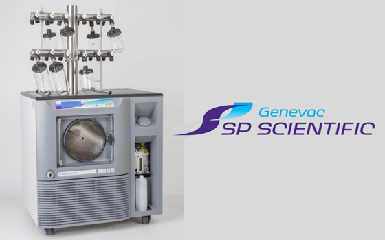 SP Scientific Introduces Flexible Freeze Dryer for High Quality Preparation of Peptides and Proteins