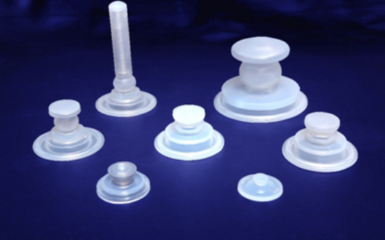 Silicone Diaphragms by Amipolymer Pvt Ltd