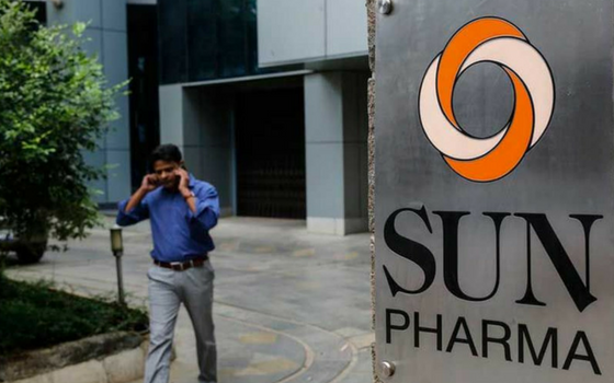 Sun Pharma rising again Lupin and Cipla going down