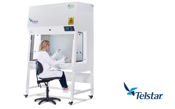 Telstar launches BiOptima a new high end biosafety cabinet