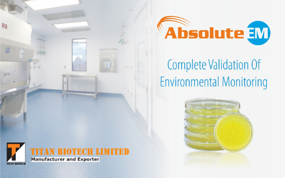 The Complete Validation of Environmental Monitoring introduced by Titan Biotech Ltd