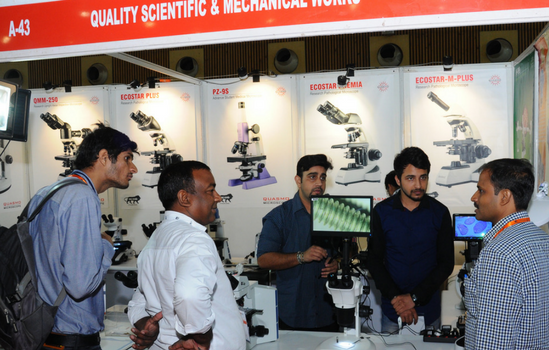 The leading Indian laboratory exhibition for scientific analytical diagnostic instruments test kits and consumables
