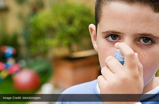 An Injectable Antibiotic Drug Omalizumab Decreases Cold In Children Having Asthma