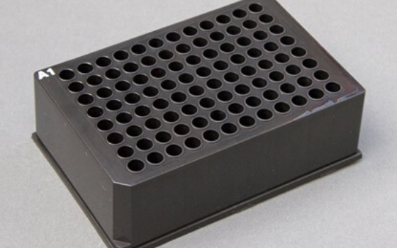 Black Microplates for Light Sensitive Samples by Porvair Sciences
