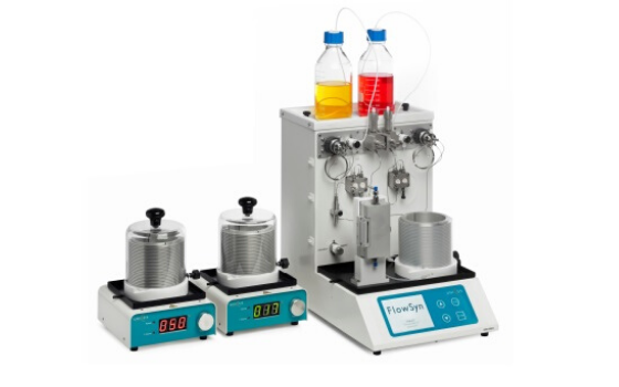 Uniqsis Flow Reactor for Kilogram Scale Production