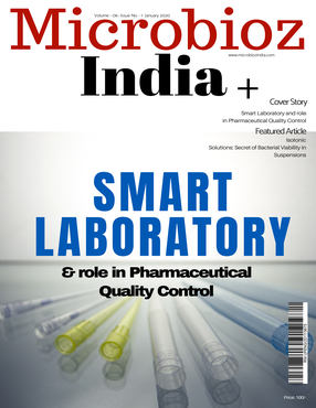Smart Laboratory and role in Pharmaceutical Quality Control
