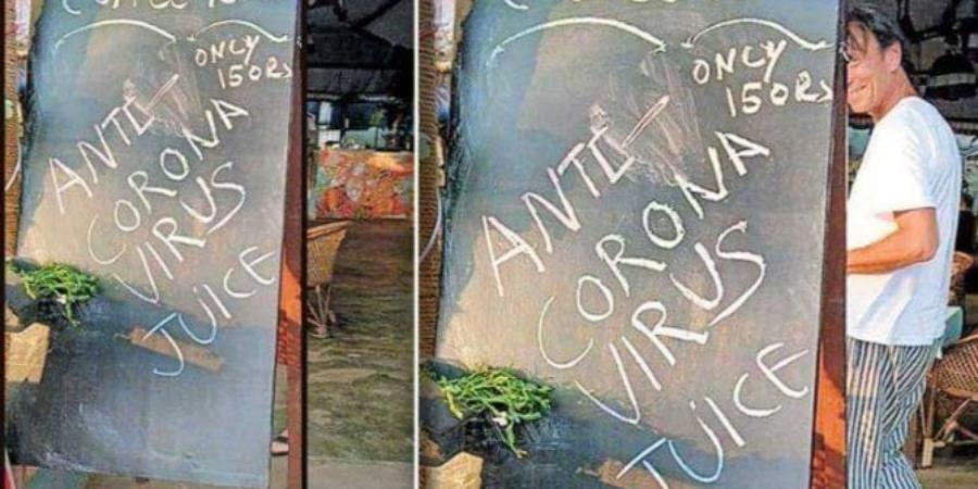 Kerala police capture 65-year-elderly person for selling 'anti corona juice'