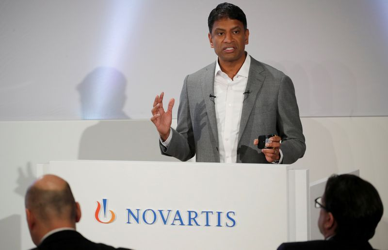 Malaria drug is greatest expectation against coronavirus-Novartis CEO
