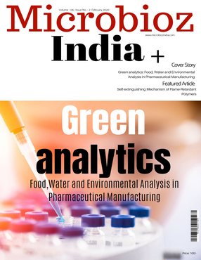 Green Analytics:Food,Water and Environmental Analysis in Pharmaceutical Drig Manufacturing