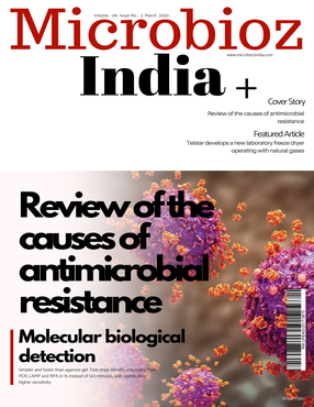 Microbioz India, March 2020 :Review of the causes of antimicrobial resistance