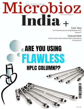 Microbioz India,April 2020:Is it true that you are utilizing perfect HPLC Column?