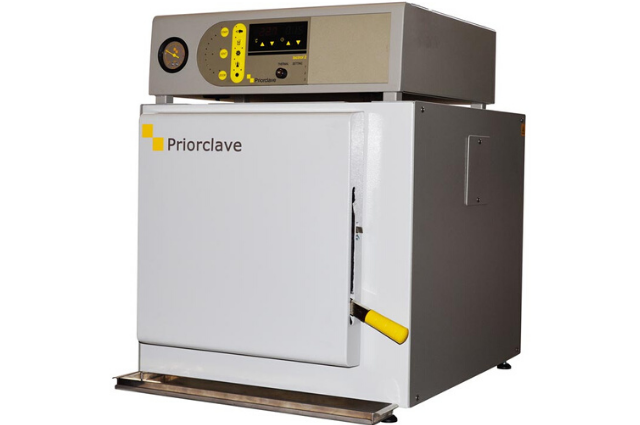 Priorclave recieved Saudi Arabian FDA Approval for its Autoclaves
