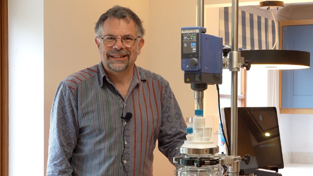 User-Friendly Support System for Laboratory Scale Reactions