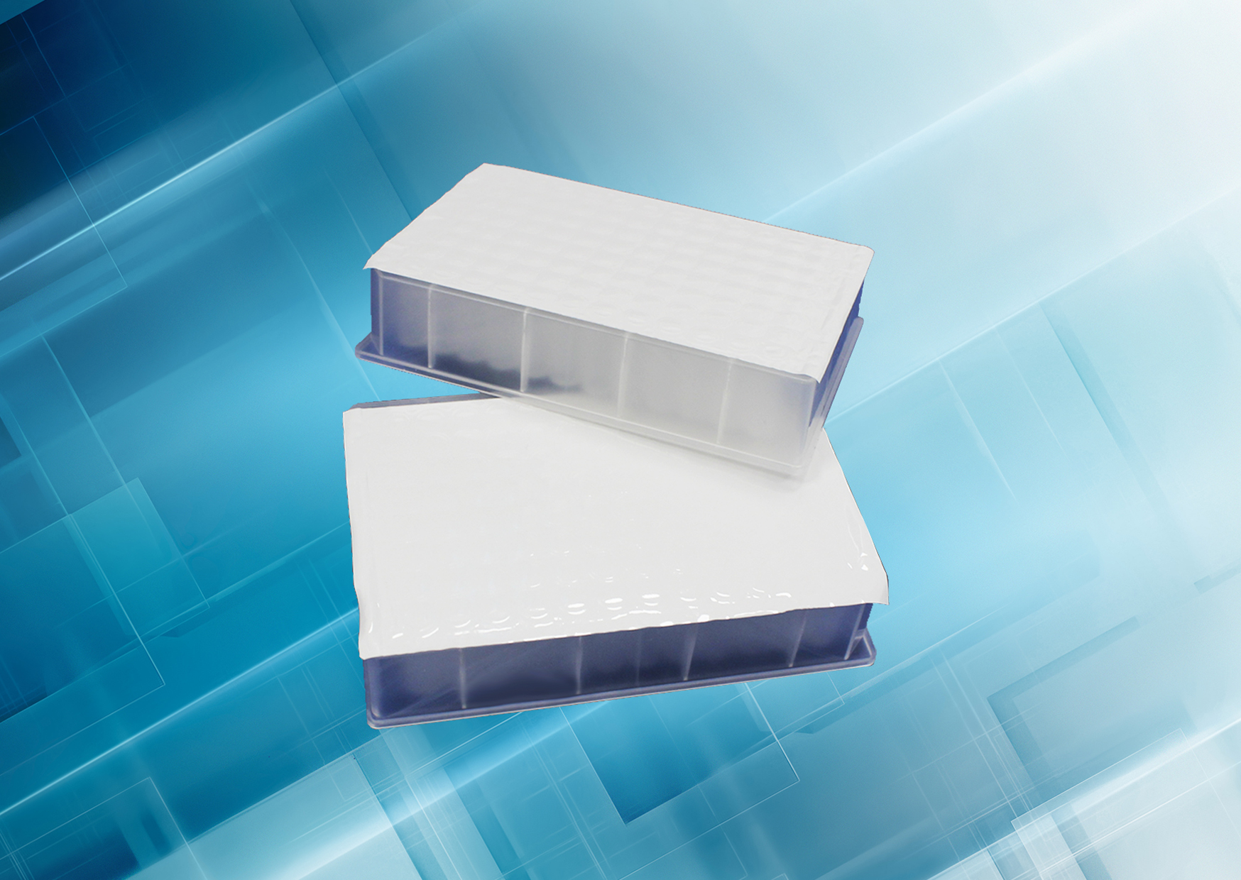 Extensive Range of High Integrity Microplate Heat Sealing Films