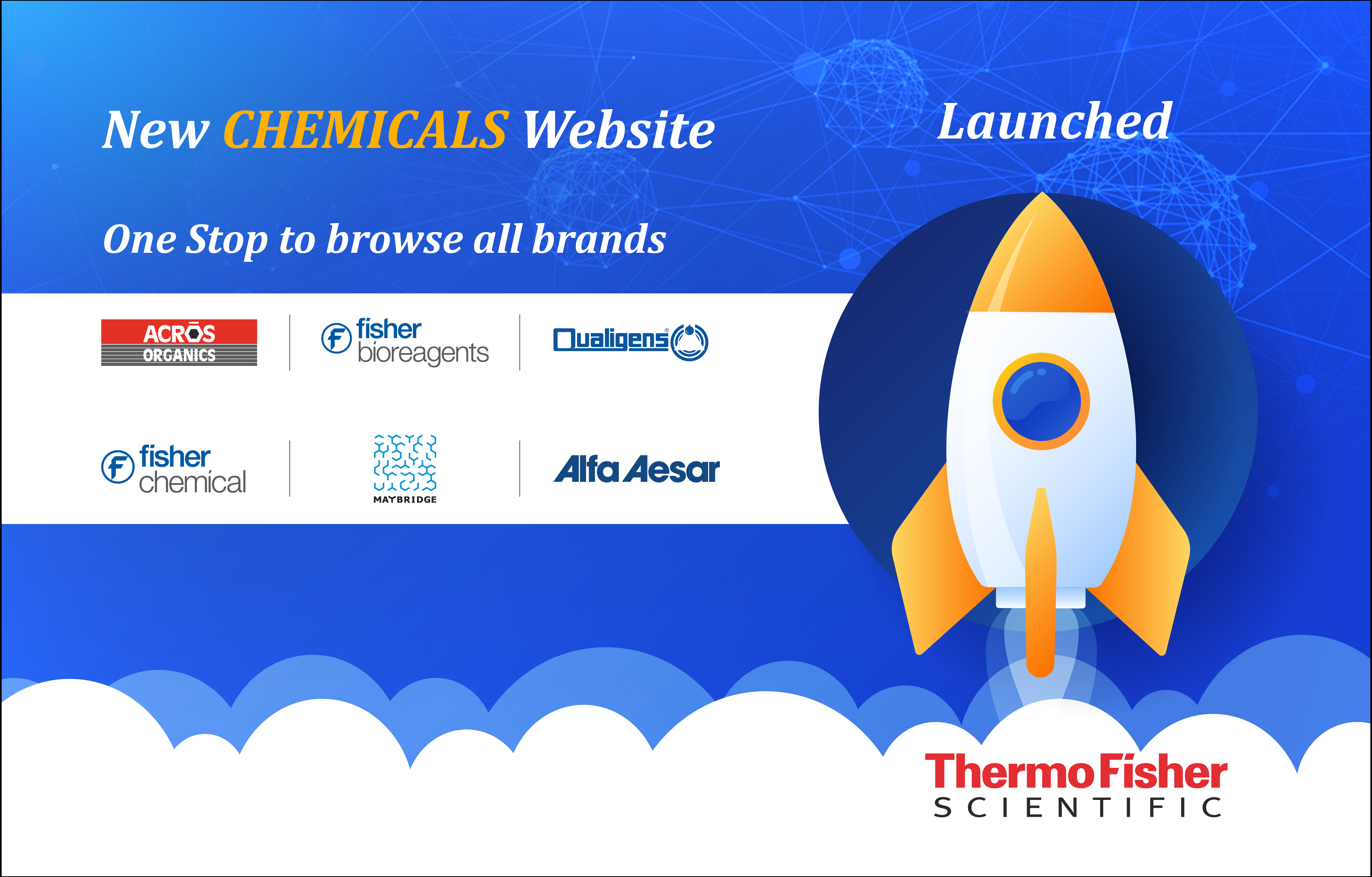 Thermo Fisher Scientific Launches Exclusive Website for its Chemical Business Offerings in India