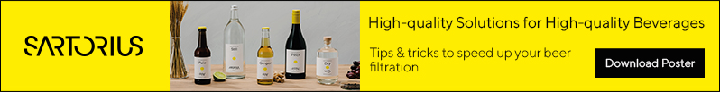 SARTORIUS : High quality solutions for high quality beverages