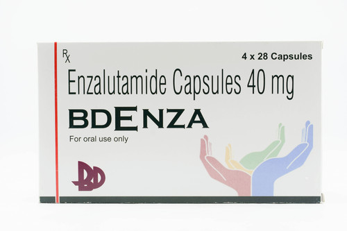 BDR Pharma to launch 80mg of Enzalutamide for treatment of Prostate Cancer in India