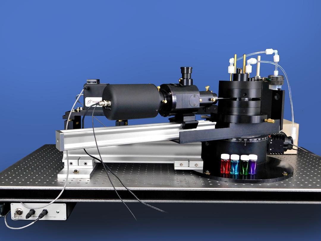 Testa Analytical Offer Upgrade Kit for Light Scattering Goniometer