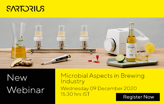 Microbial aspects in brewing industry