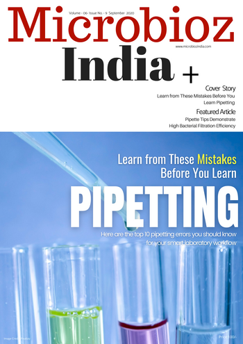 Here are the top 10 pipetting errors : September 2020 edition