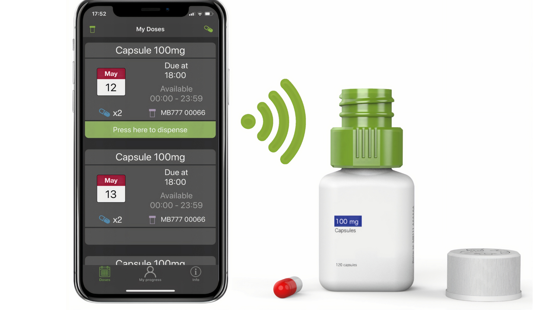 Pill Connect secures £0.5m to take electronic smart pill bottle that monitors patient adherence to commercial launch