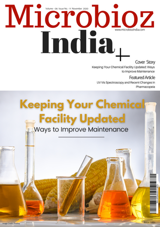 Keeping Your Chemical Facility Updated: ways to improve maintenance:November 2020 edition