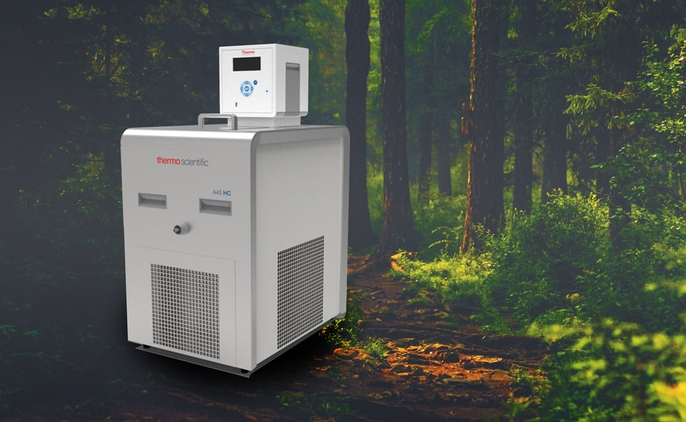 The Thermo Scientific A45 Bath Circulators Enable Reliable Temperature Control Across the Most Demanding Applications