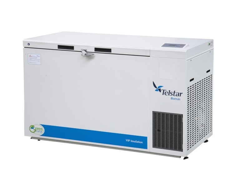 Telstar doubles the production of Boreas, -86º ultra-low temperature freezers