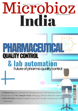 Pharmaceutical Quality control and Lab automation: October 2020 edition