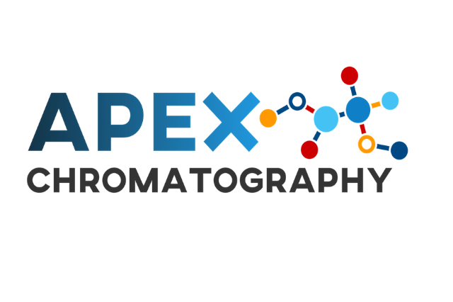 Apex Chromatography Pvt. Ltd. adds colour and positivity to it's refreshed brand identity with new logo.