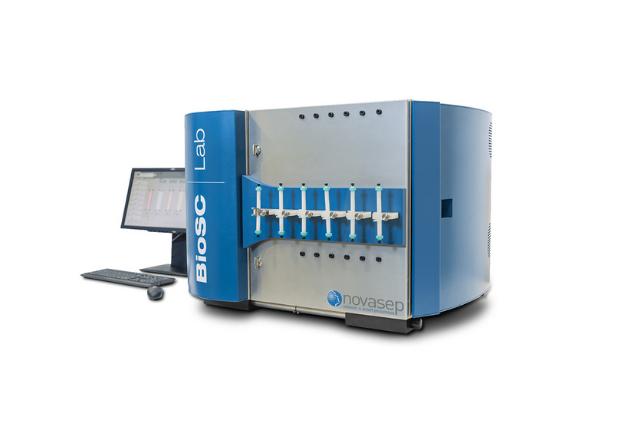 Sartorius to acquire Novasep's chromatography process equipment division