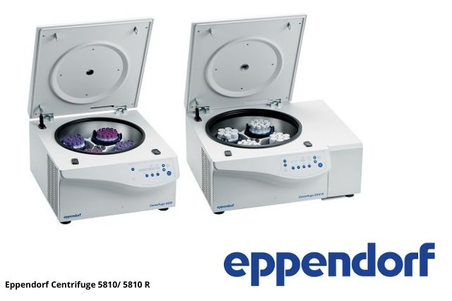 Eppendorf Reliable performance multipurpose Centrifuge 5810/ 5810 R