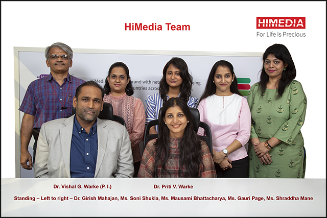 HiMedia Laboratories receives the prestigious 'BIRAC Innovator Award- 2020'