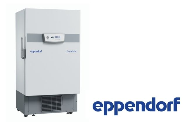 Eppendorf CryoCube® F570 ULT freezers now all-green