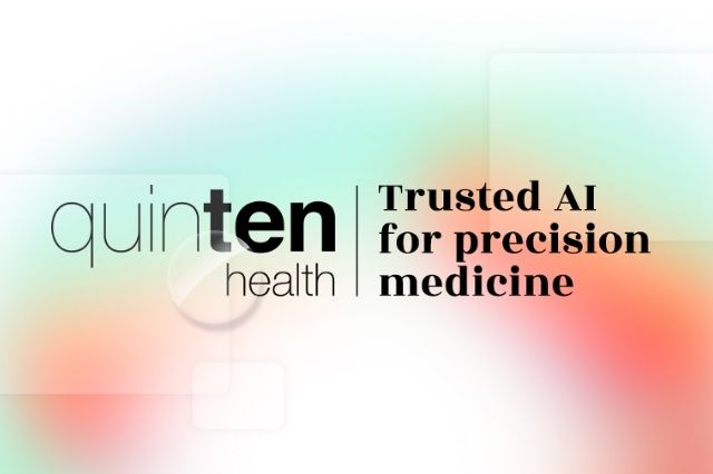 Quinten spins off 50 data scientists to become a global leader in precision care using artificial intelligence and real-world data science
