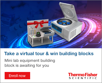 Thermofisher Scientific: Take a virtual tour and win building blocks