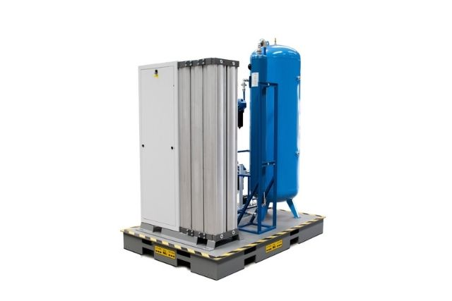 PEAK Gas Generation Launches new i-Flow Select Nitrogen Skid System