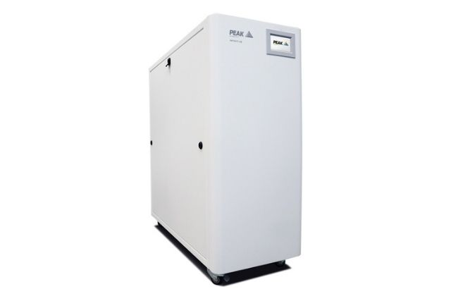 Infinity XE 60, PEAK Scientific's cost-effective alternative to nitrogen gas cylinders for your lab