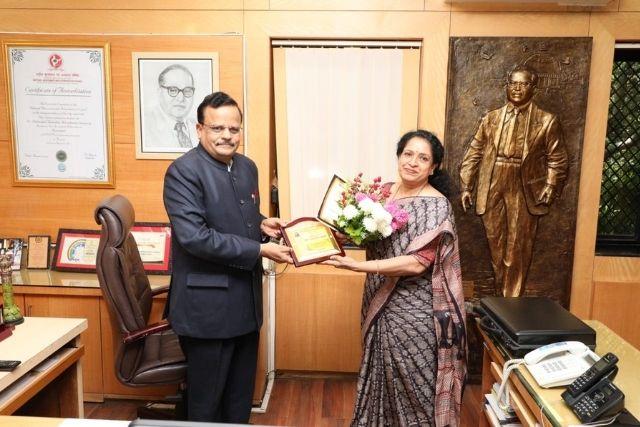 Microbiologists Society, India Awards Ceremony