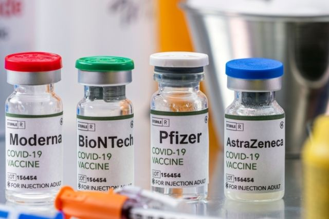 Pfizer submits information for third dose endorsement in US